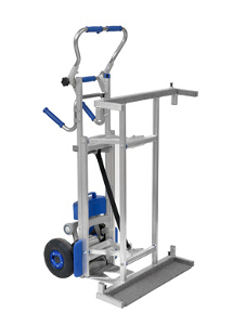 SAL Powered Stairclimber with Door Carrying Attachment