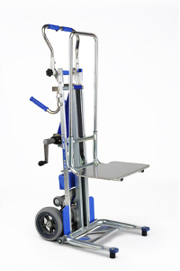 SAL Powered Stairclimber with Lifting Platform